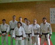 5 judokas qualifiés en 1/2 finale des championnats de France
